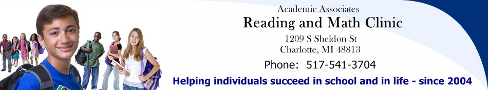 The Reading Specialists header image